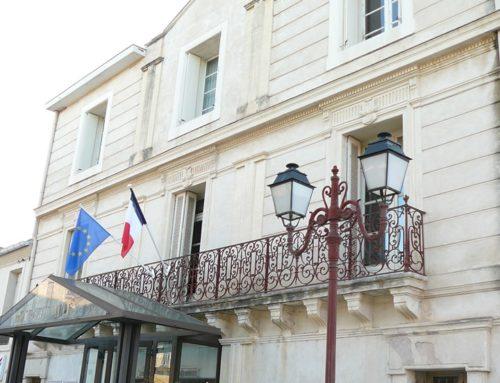 Adaptation de l'accueil en  mairie en fonction des directives COVID-19