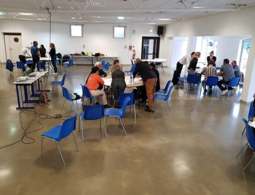 Synthèse de l'atelier participatif : réaménagement et optimisation du Port