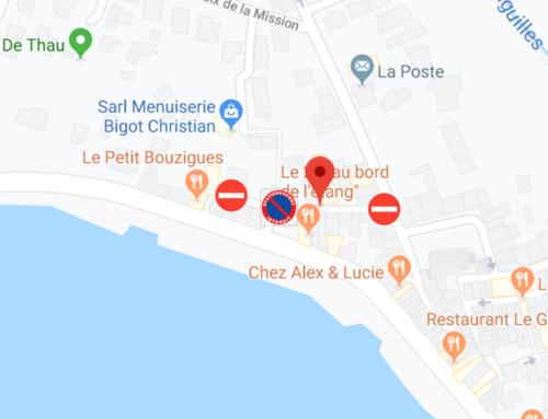 Travaux Rue Saint Nicolas