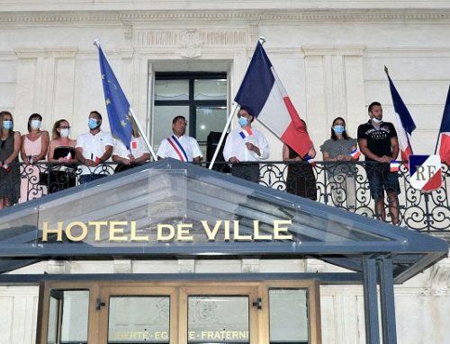 Fête Nationale à Bouzigues, l'album