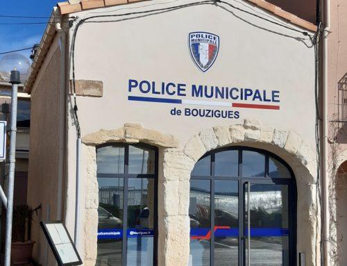 La police municipale de Bouzigues emménage dans ses nouveaux locaux